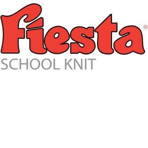 FIESTA SCHOOLKNIT 1 KG CONES