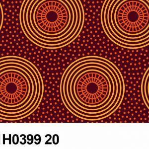 COLOUR 20 MAROON & GOLD